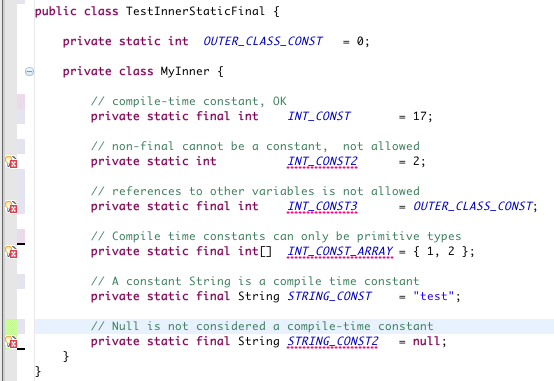 Java static constructor is it really possible to have them in java?