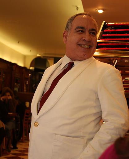 Italian-waiter